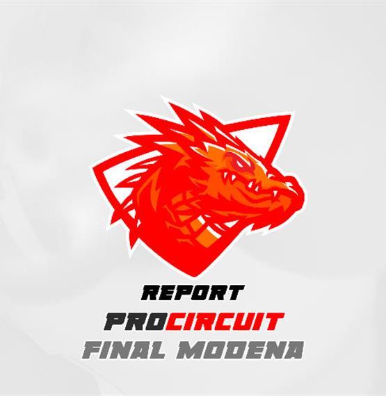 REPORT PRO CIRCUIT FINAL Modena - CosmoComix