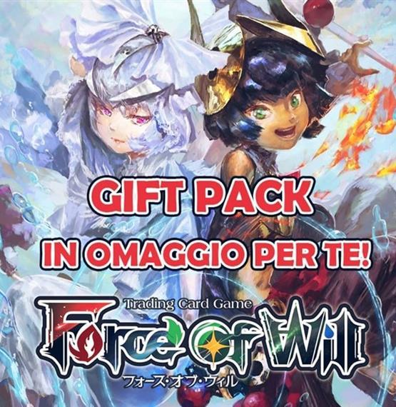 Prenota il tuo Gift Pack!